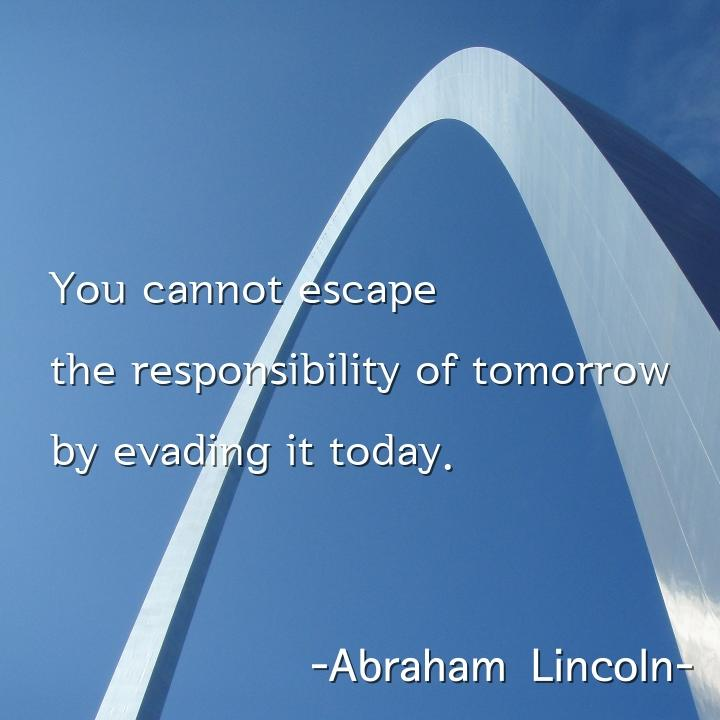 You cannot escape