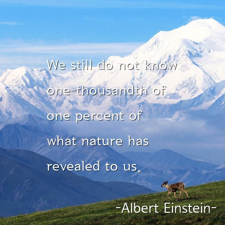 We still do not know